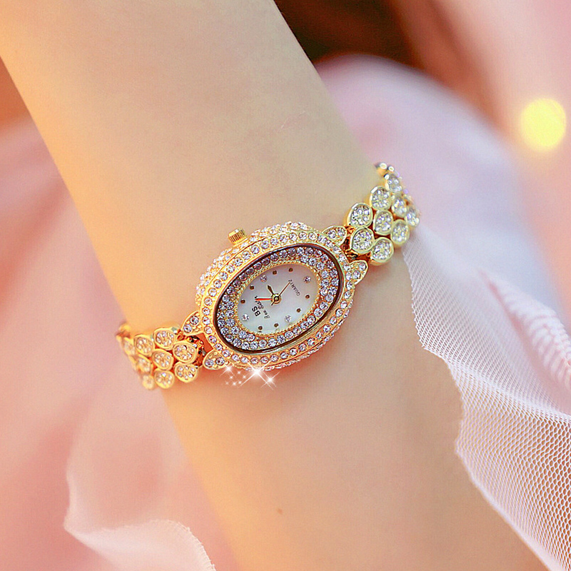 Luxury Brand High Quality Top Brand Women Watches Elegant Relojes Mujer 2018 Fashion Watch Women 3ATM Waterproof Montre Femme