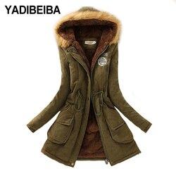 2020 New Parka Winter Jacket Women Thickening Cotton Winter Coat Women Hooded Jacket Women Winter Parka Female Jacket Outwear