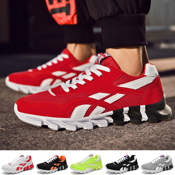 Women and Men Sneakers Outdoor Breathable Running Shoes Mixed Color Comfortable Casual Couples Gym Mens