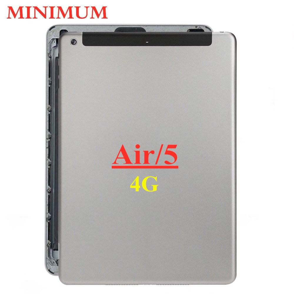 OEM Back Housing Door Battery Cover Replacement Part for iPad mini 4 4G Version
