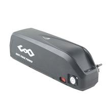 UPP 36V 15AH Electric Bike Battery For Bafang 500W 350W 250W Motor 36V Lithium ion E-bike Hailong Downtube Battery with USB