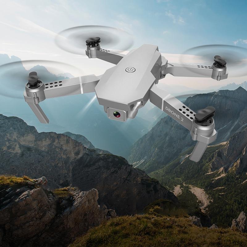 E68 складной Дрон Профессиональный Квадрокоптер новый продукт 4K воздушный Дрон с дистанционным управлением