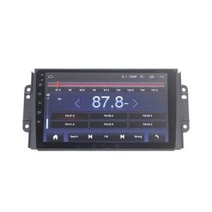 Image 2 - 4G WIFI 2G 32G אנדרואיד 9.0 2 דין רכב רדיו עבור Chery Tiggo 3X tiggo 2 3 autoradio магнитола רכב אודיו автомагнитола רכב סטריאו