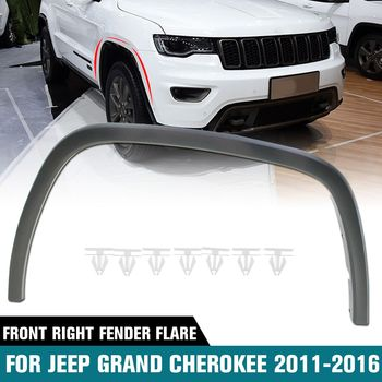 NEW PP Car Styling Front Right Fender Flares For Jeep For Grand Cherokee 2011-2013 For Cherokee Overland  CH1291106