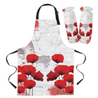 Poppy Flower Women A...