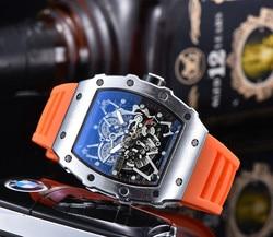 2020 Mille męska kwarcowy automatyczne zegarki na rękę 18 kolory mężczyzna WatchesTop marka luksusowy zegarek DZ męskie zegary relogio masculino