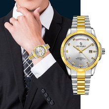 SENORS Gold Watch Mens Watches Top Brand Luxury Sport Quartz Clock Waterproof Military Wrist Watch Men Relogio Masculino Saat цена и фото