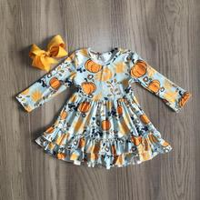 Kids Baby Girls Long Sleeves Clothing Dress