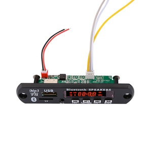 Image 3 - AIYIMA Bluetooth MP3 מפענח Bluetooth 5.0 אודיו מפענח לוח תמיכה AUX USB TF כרטיס מרחוק פענוח אביזרי רכב