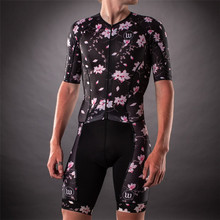 2019 Wattieink High Quality Cycling Jersey Skinsuit Mens Triathlon Short sleeve Mtb Maillot Ciclismo Road Bike Jumpsuits