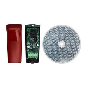 Image 4 - 5m 7m10m range Automated Gate Safe reflective Detector Sensor Swing Sliding Garage Gate Door Safety Infrared Photocells