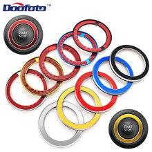 Ring-Cover Duster Interior-Accessories Kadjar Renault Scenic Button Ignition Sandero