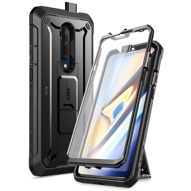SUPCASE For OnePlus 7T Pro Case UB Pro Heavy Duty Full Body Holster Cover with Built in Screen Protector For One Plus 7T Pro