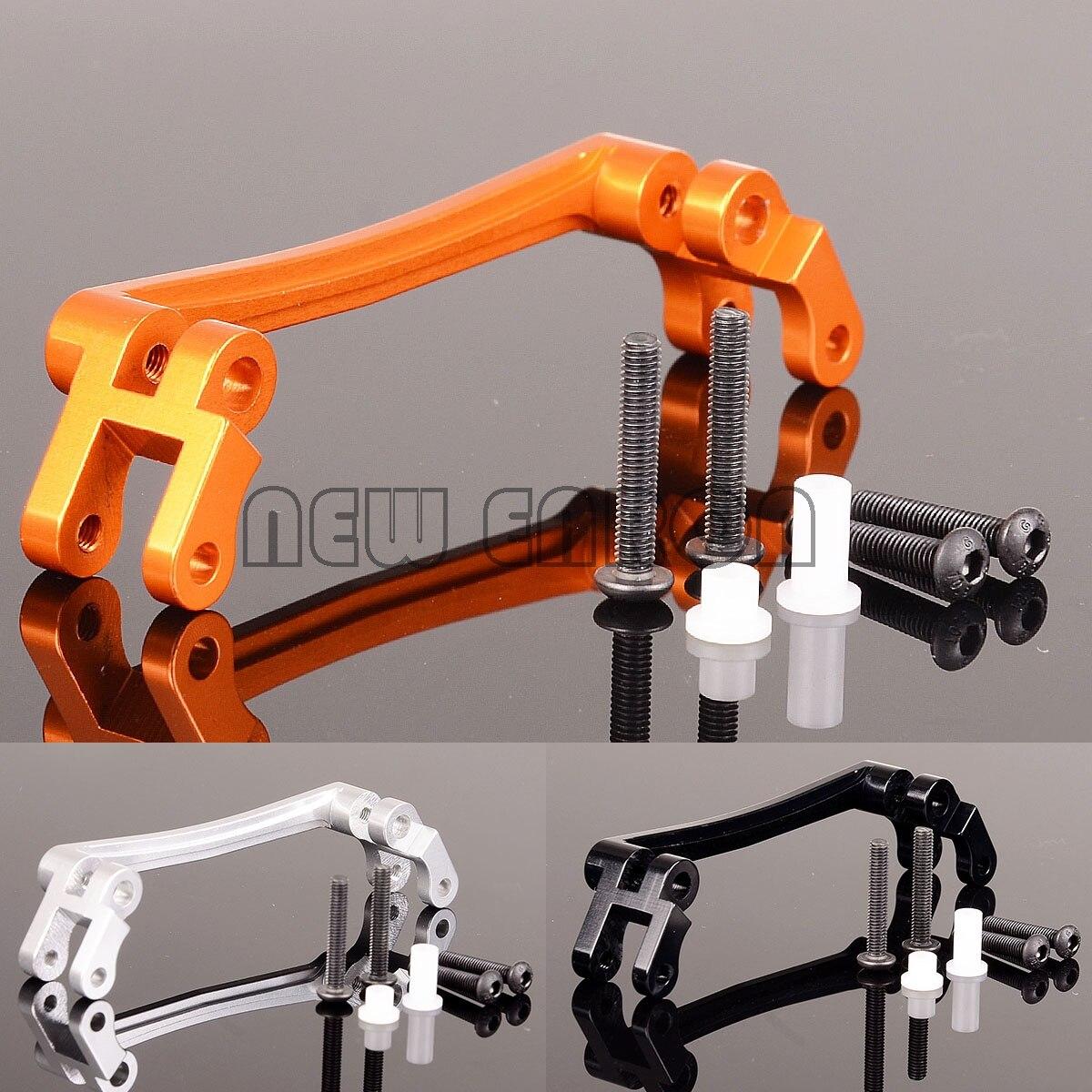 NEW ENRON Aluminum Bell Crank Steering Assembly Arm Rod YTL049 RC CAR 1/8 RC 1:8  FOR AXIAL 1/8 YETI XL 90026 AX31122