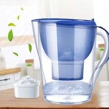 Высококачественные бытовые фильтры для щелочной воды с активированным углем кувшин кухонный очистительный чайник фильтр