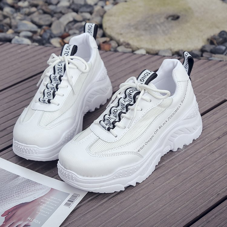 Fashion Sneakers Women Mesh Ventilation