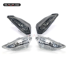 Turn Signal Indicator Lens For KAWASAKI Z125 Z250 Z300 Z400 Z650 Z900 Z1000 NINJA 125 VERSYS-X 300 Motorcycle Light Lamp Housing