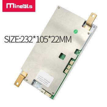 JBD 4S BMS inteligente de 200A, compatible con bluetooth, ion de litio, LiFePo4, 12v, protección de la batería de litio, placa, balance de 160mA 2