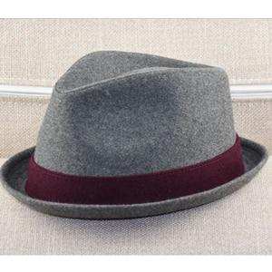 Image 1 - كبير رئيس الرجال قبعات فيدورا كبيرة الحجم أبي الشتاء حفلة رسمية الجاز قبعة الذكور حجم كبير قبعة مصنوعة من الصوف 57 58 سنتيمتر 59 60 سنتيمتر 60 62 سنتيمتر