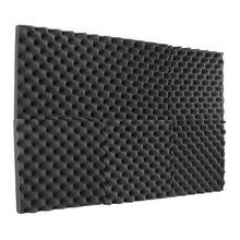 6 шт 12 Слот огнезащитные звукоизоляци Звукопоглощающая хлопчатобумажная