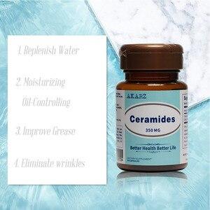 Image 4 - Супер эффект увлажнение AKARZ известный бренд керамиды натуральная кожа уход за лицом телом 350 мг