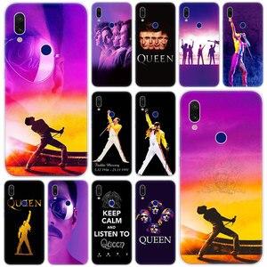 Горячая Bohemian Rhapsody Queen band Силиконовый чехол для телефона для Xiaomi Redmi K20 Pro 8 8A 7 7A 6 6A 5 Plus S2 Note 8 iPhone 7 6 Plus 5 iPad Pro 4 4X крышка