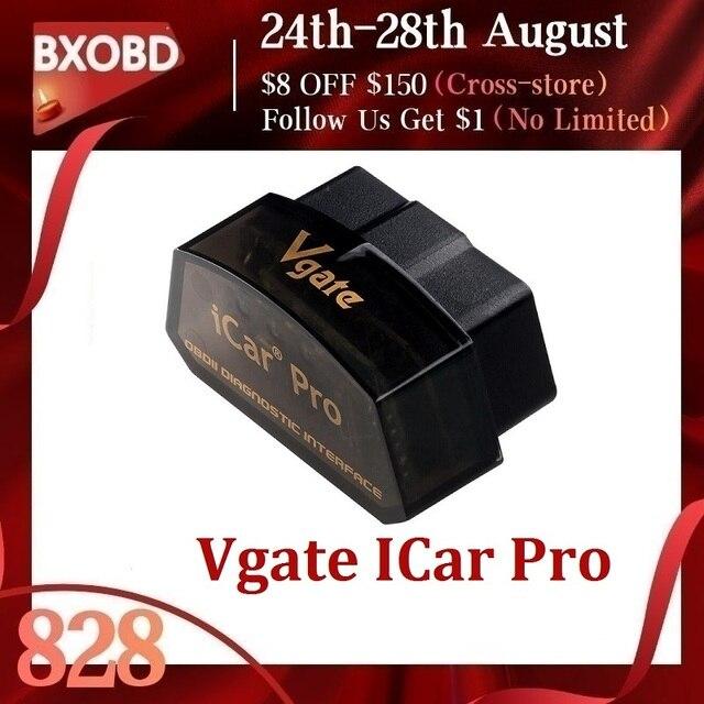 Vgateのicarプロviecar ELM327 V2.2 OBD2 スキャナelm 327 bluetooth elm 327 V1.5 OBD2 ELM327 bluetooth V1.5 viecar bluetooth 4.0