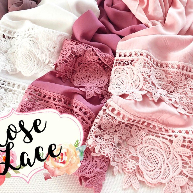 YUXINBRIDAL 2019 New Purple Solid Rayon Cotton Bridesmaid Robes With Lace Trim Women Wedding Bridal Robe  Kimono Bride Robes