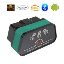 Original Vgate iCar2 OBD2 Scanner Elm327 Bluetooth OBDII Car Diagnostic Tools iCar 2 Elm 327 OBD 2 Auto Scan For Android PC