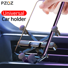 PZOZ Gravity phone Holder Car Air Vent Mount Car Holder For iPhone 11 pro Xs Xr