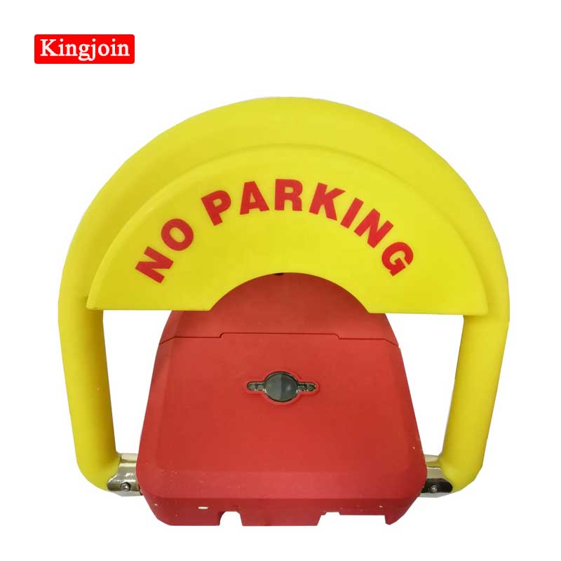 Waterproof NO PARKING Road BARRIER REMOTE CONTROL Smart Automated Car Parking System,(optional Red And Gray)