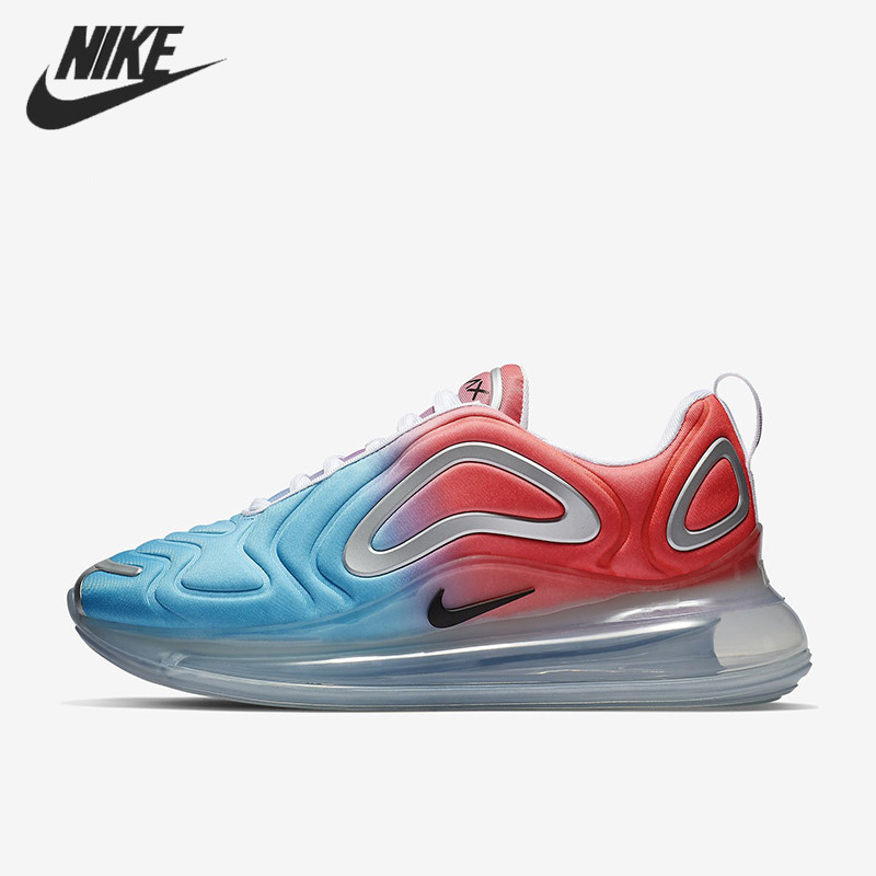 Nike Air Max 720 Running Shoes Women Breathable Athletic Sports Sneakers New Arrival AR9293-600 image