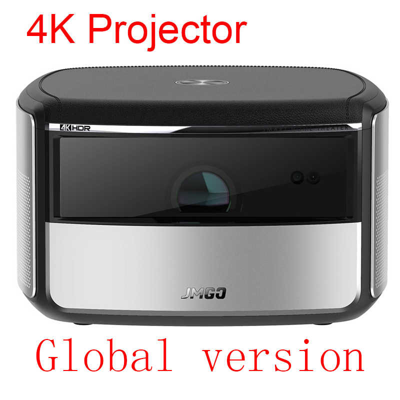 JmGO X3 4K Proyeksi Proyektor Rumah Kecil Nirkabel Wifi Smart Proyektor 3D Home Theater Screenless TV