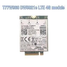 T77W968 For Dell DW5821e LTE Cat16 GNSS 5G WWAN Card Module for Lattitude 5420 5424 7424 Rugged Latitude 7400 / 7400 2-in-1