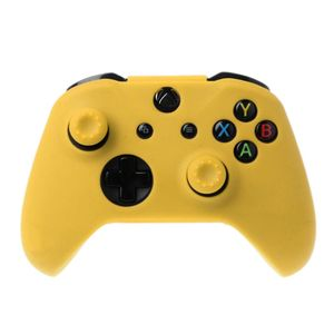 Image 4 - Protective Cover Cap Analog Thumb Sticks Grip Soft Silicone Case Anti Slip Waterproof for XBOX Ones Gamepad Controller