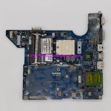 Genuíno 575575 001 LA 4117P uma sb710 computador portátil placa mãe mainboard para hp DV4 2000 série notebook pc