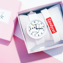 Двенадцать созвездие силиконовые часы мужчин и женщин студентов корейский моды тенденция одноклассница подруг пару часов