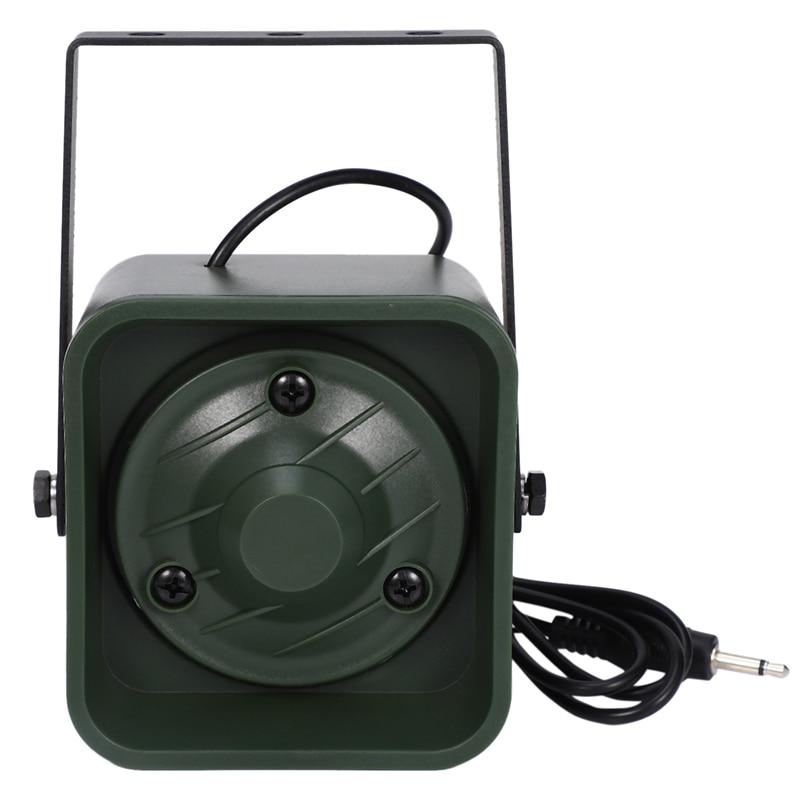 50W Electronics Hunting Bird Caller Sounds Player Hunting Decoy Bird Voice Caller Hunting Speaker