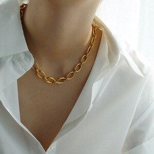 FNIO Böhmischen Halsketten Für Frauen Multilayer Mode Perle Anhänger Halskette Porträt Colliers 2021 Trendy Neue Schmuck Geschenk