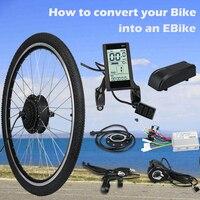 Venta https://ae01.alicdn.com/kf/Hf5bd5e039bcd4fc8957713f4c3c6139dg/Kit de conversión de bicicleta eléctrica Motor de rueda trasera 36 V 48 V 350W Ebike.jpg