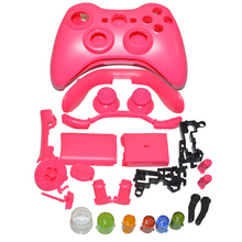 Wireless Controller di Gioco Dura di Caso Gamepad Protettiva Custodia Serie Completa Copertura di Borsette Con Bottoni Stick Analogico Per XBox 360