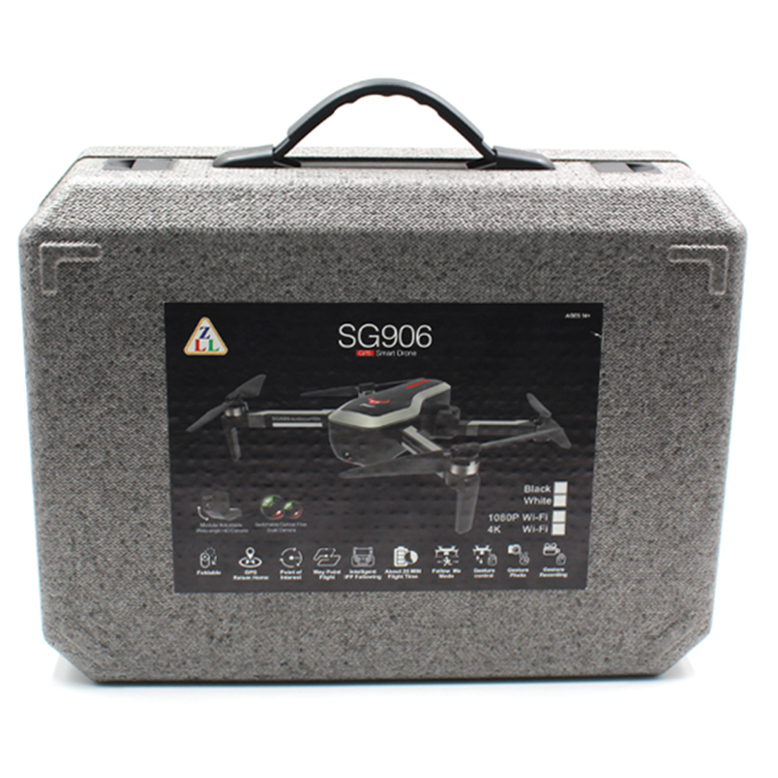 SG906 Handbag Easy Carring Box Storage Box Travel Portable RC Quadcopter Bag Suit For F11 B4W SG906 X193 Protective Storage Box