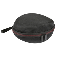 Shock-proof EVA Outdoor Travel Case Storage Bag Carrying Box for Anker-Soundcore Life Q20 Wireless Bluetooth Headphone image