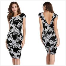 Цветочное женское облегающее платье блестки в виде пайеток блестящее