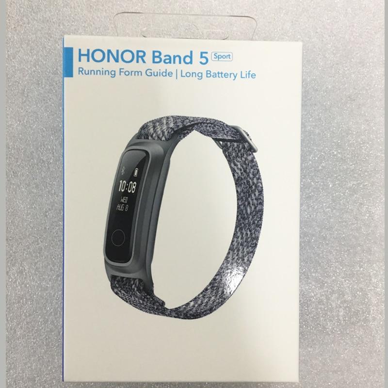 Image 5 - Huawei honor Band 5 sport edition Smart Band Dual Wrist&Footwear Mode Data Monitor Waterproof Smart Sports BraceletSmart Wristbands   -