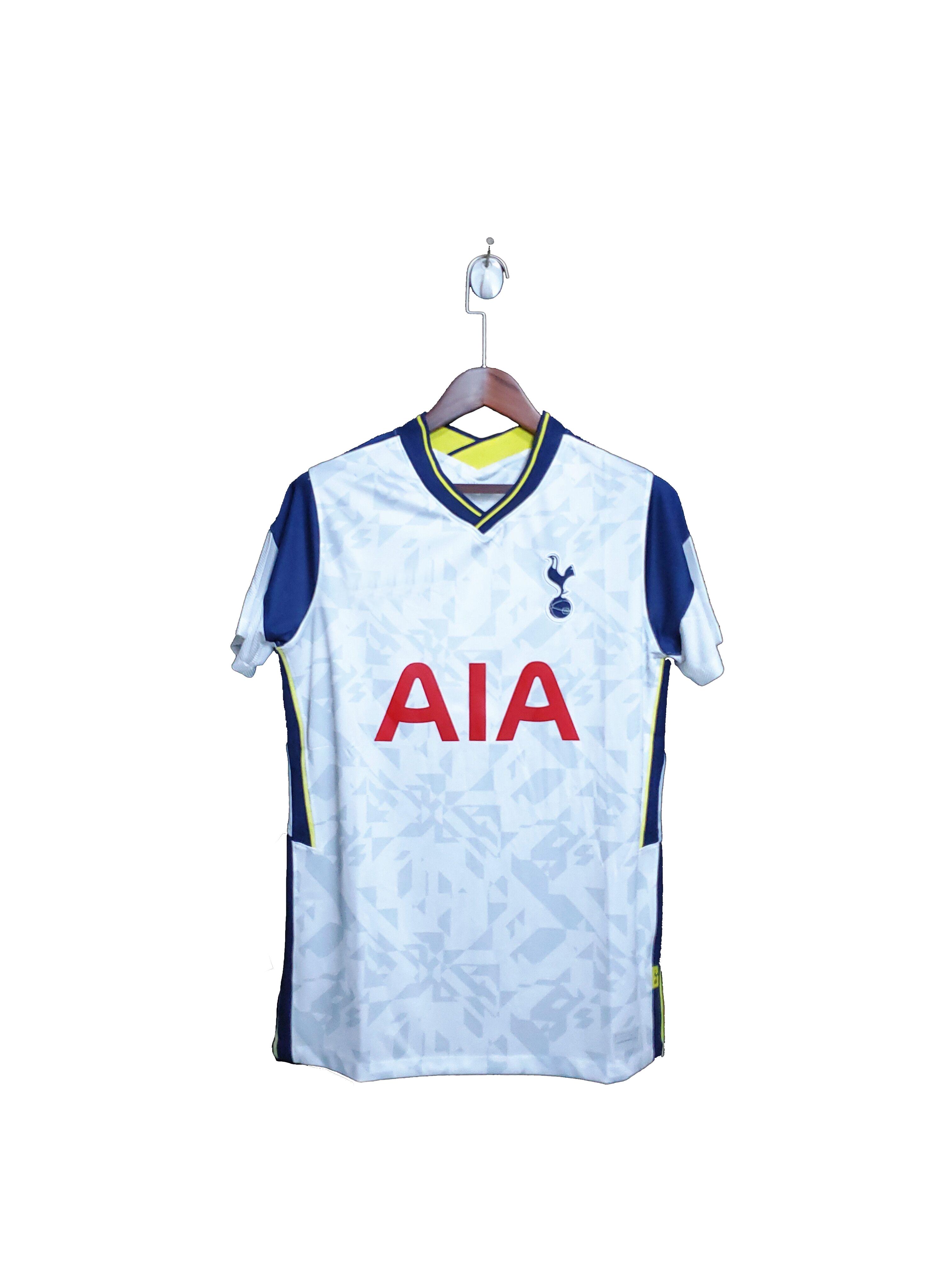 Kane hijo Bell Tottenham casa jersey 2021|Camisas informales| - AliExpress