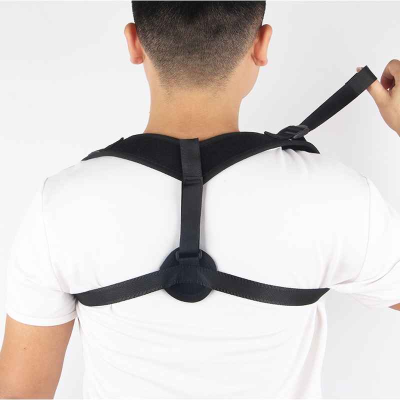 New Style Body Correction Shoulder Strap Posture Support Body Posture Corrector Lumbar Vertebra Neck Brace