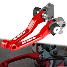 CNC Motocross Pit Dirt Bike Pivot Brake Clutch Lever For Honda CR250R CR 250 R 1992 2003 2002 2001 2000 1999 1998 2004 2007 2006