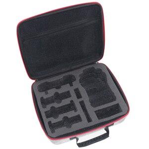 Image 4 - Drone su geçirmez darbeye dayanıklı koruyucu saklama çantası taşınabilir kılıfı aksesuarları tutucu tek omuz EVA el Zino H117S
