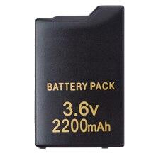 OSTENT 2200mAh 3,6 V аккумуляторная батарея Замена для sony psp 1000 консоль